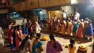 Bathukamma samithi mumbai Virar date 01-10-2017
