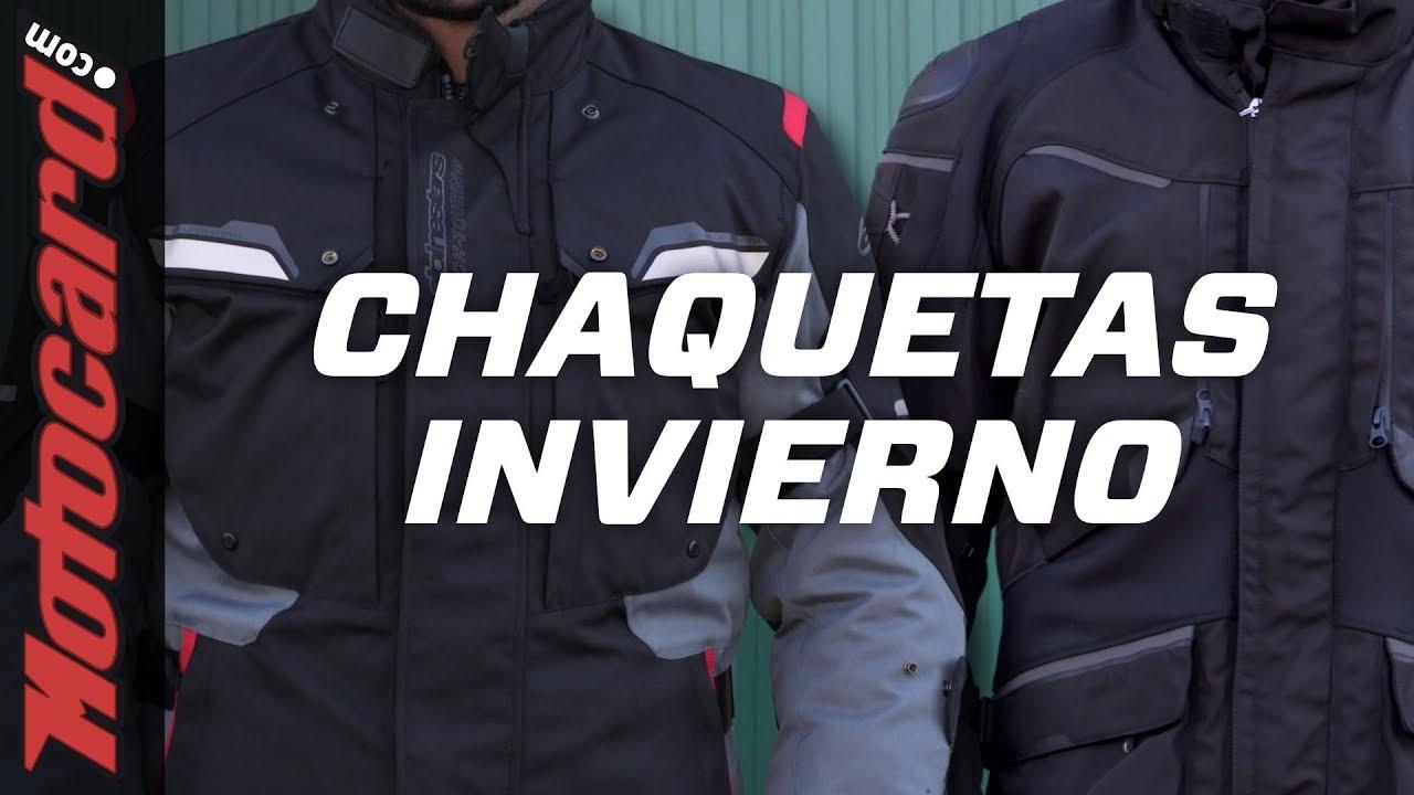 10 chaquetas moteras para reírte del frío invierno