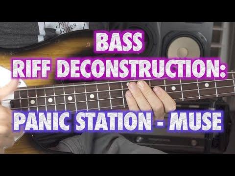 Panic Station - Muse - Riff Deconstruction