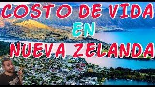 Costo de Vida En Nueva Zelanda//
