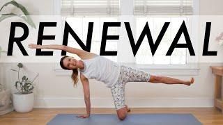 Yoga For Renewal | Yoga With Adriene