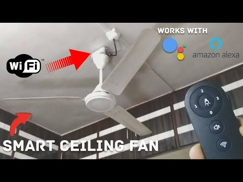 convert-non-smart-ceiling-fan-to-wifi-smart...[hindi]