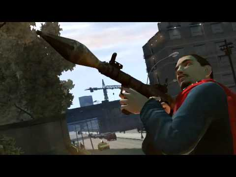 Grand Theft Auto Episodes from Liberty City - Sprunk X-treme Base Jumping Trailer [HD]