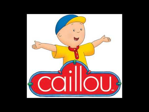Caillou Theme Song (Distorted) (WARNING: VERY LOUD)