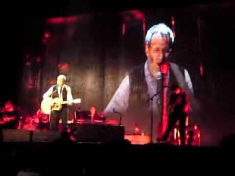 CAT STEVENS LIVE (YUSUF ISLAM) WITH RONAN KEATING DUBLIN O2 ARENA FATHER AND SON
