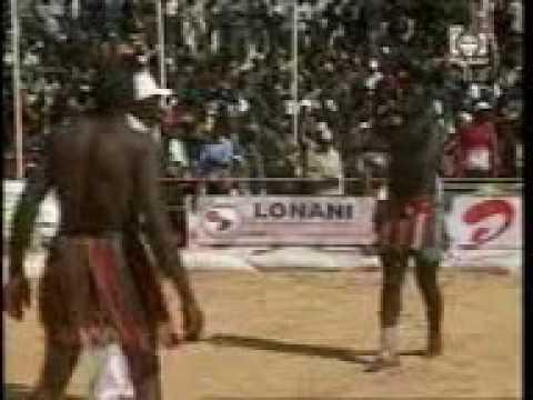 Niger Traditional Wrestling: Kokowar Nijar tsakanin Yakouba Adamu Niamey da Mousa Abdoulahi Maradi