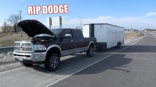 Download Our New Tow Rig Blew Up... Mp3 and Videos