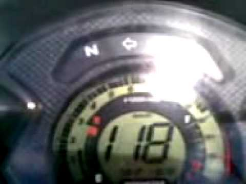 Top speed Cs1 132 kmh by Cysers Samarinda