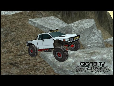 MEGA RAPTOR TAKES ON EXTREME CRAWLING - Gigabit Off-Road