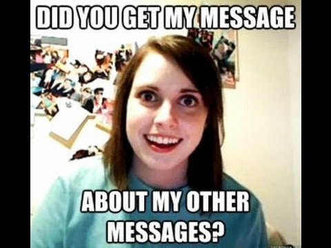 Stalker Girlfriend Call Me Crazy Youtube