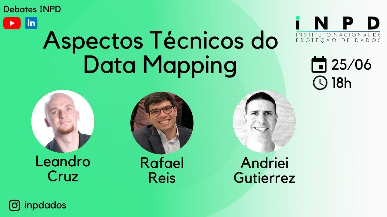 Aspectos Técnicos do Data Mapping