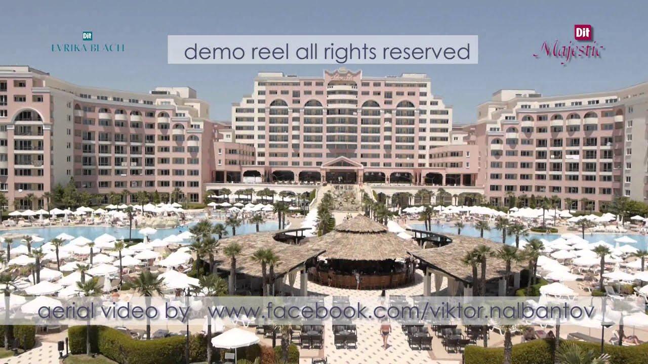 Majestic Hotel Sunny Beach Bulgaria