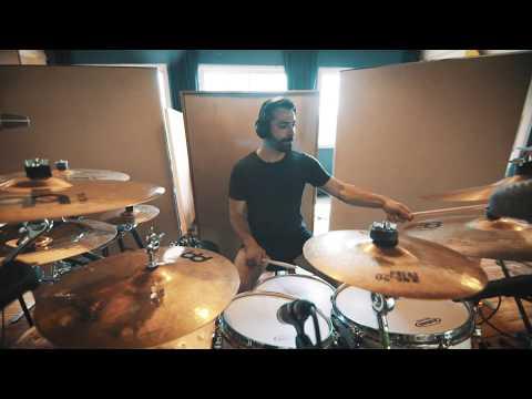 First Fragment - Le Serment de Tsion Drum Playthrough by Samuel Santiago