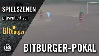 FC Leverkusen - FC Pesch (Halbfinale, Bitburger-Pokal 2016/2017, Kreis Köln) - Spielszenen