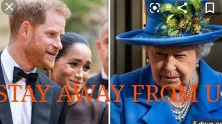 Queen Tells Harry amp Meghan DO NOT visit BALMORAL CASTLE- STAY AWAY FROM US!