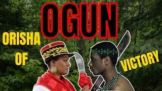 Work with Orisha Ogun for Victory | Yeyeo Botanica