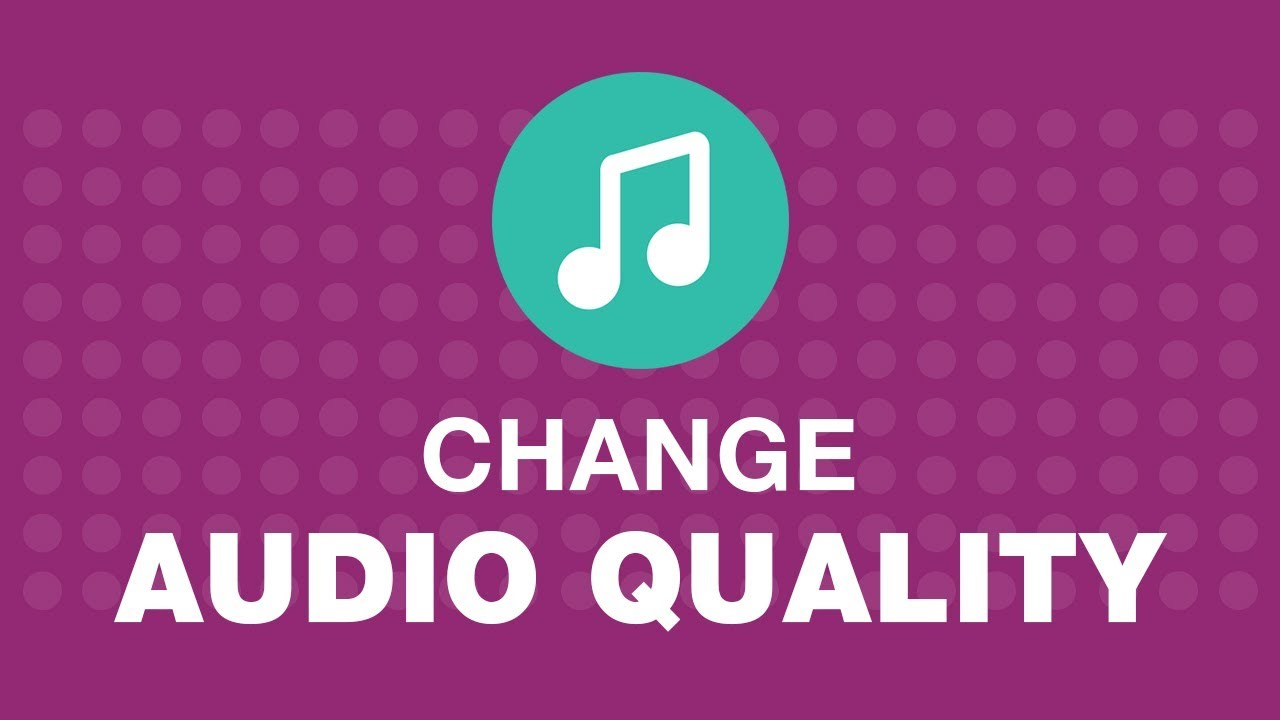 Jio Music - How to Change the Audio Quality of the Song | Reliance Jio