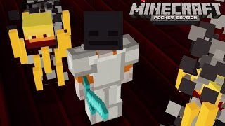 Minecraft: Pocket Edition - Unbelievable  - No Home Challenge