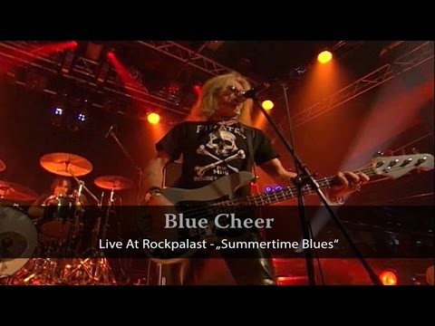 Blue Cheer - Live At Rockpalast - Summertime Blues (Live Video)