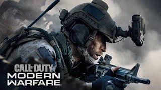 Call of Duty : Modern Warfare Multiplayer Gameplay ( COD MW ) Last Day