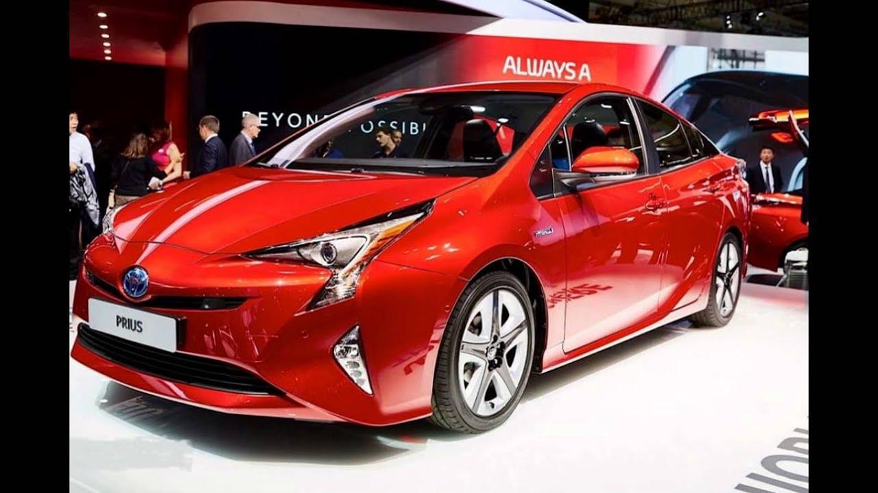Тест-драйв Toyota Prius - YouTube