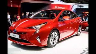 видео Новинки Toyota 2015: Авенсис 2015, Приус 2015