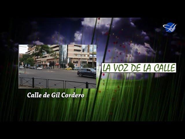 La Voz de la Calle - Calle de Gil Cordero