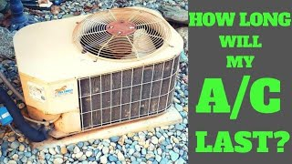 How Long Should My Air Conditioning System Last?