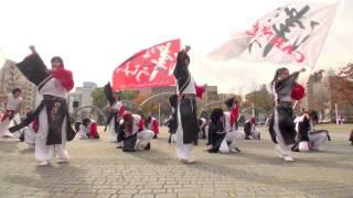 2014/11/30近鉄四日市駅周辺で開催された、第10回四日市よさこい祭り ...