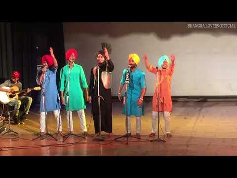 Punjabi Folk Songs 2018 - heart touching voices - Top Punjabi Cultural Songs Lok Geet