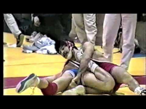 1989 Ontario Espoir Championships: 52 kg Final Mirahmad Qurizadah vs. Kevin Beggs