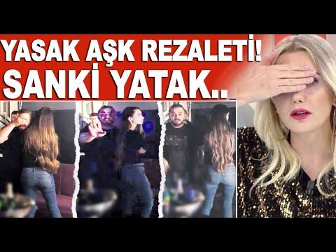 Eski futbolcu Emre Aşık'ın eşi Yağmur Aşık, başka bir erkekle sarmaş dolaş görüntülendi...