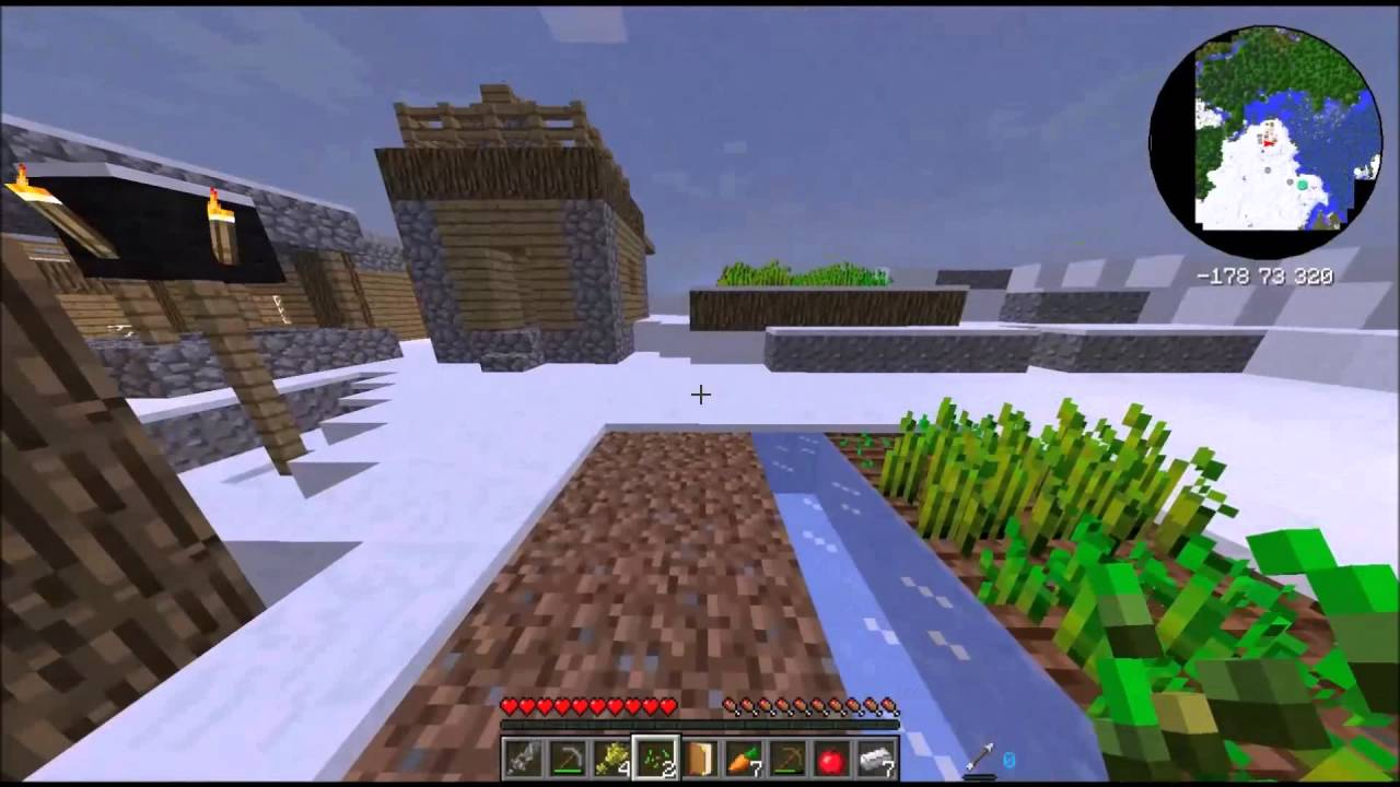 Wir Spielen Ein Modpack Hexxit Modpack Lets Play YouTube - Minecraft hexxit spielen