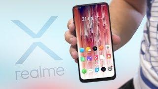 Купил за 15 000 рублей ЭТО. Обзор Realme X с выдвижной камерой и Snapdragon 710