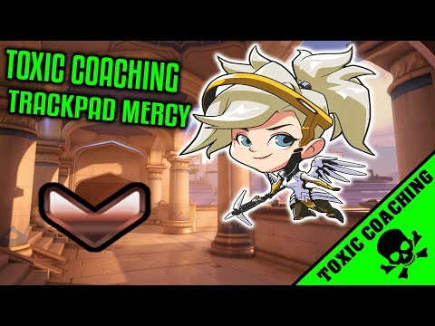 TOXIC COACHING: BRONZE RANK MERCY - OASIS MAP