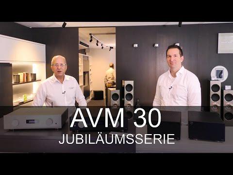 AVM 30 Jubiläumsserie - Thomas Electronic Online Shop - A30, M30, V30