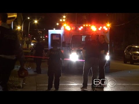 """""""60 Minutes"""" investigates rising violence in Chicago and what"""