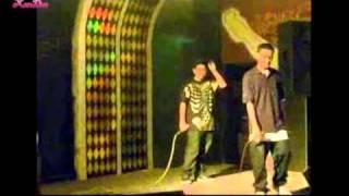Myanmar Hip Hop FreeStyle Net Kyaw & Ya` Naung (champion)