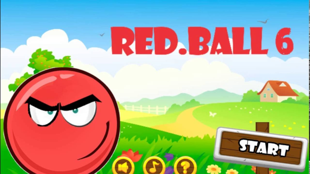 Red Bal 5