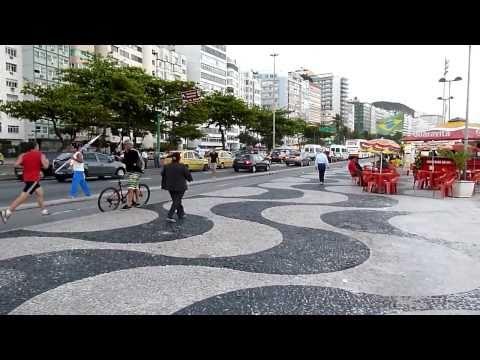 Copacabana, viaje a Rio de Janeiro