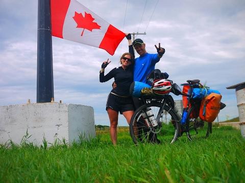 Cycling Canada: Coast to Coast