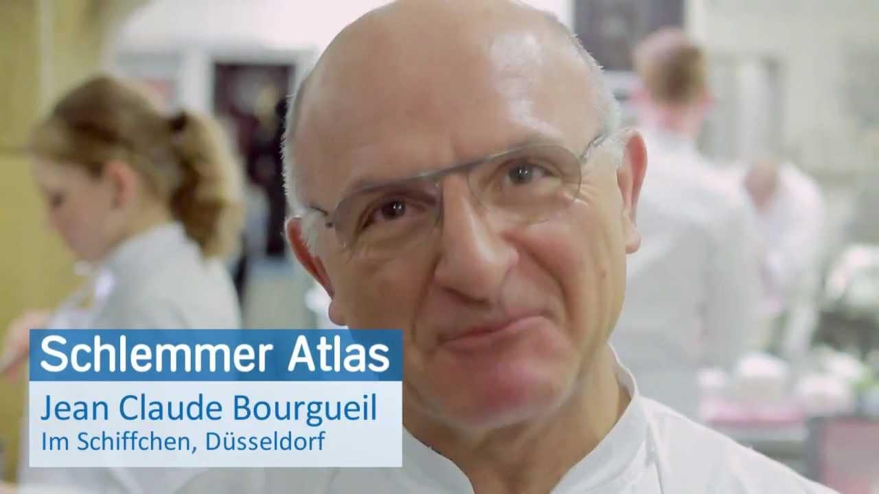"""Auszeichnung Jean-Claude Bourgueils als """"Spitzenkoch des Jahres 2013"""""""