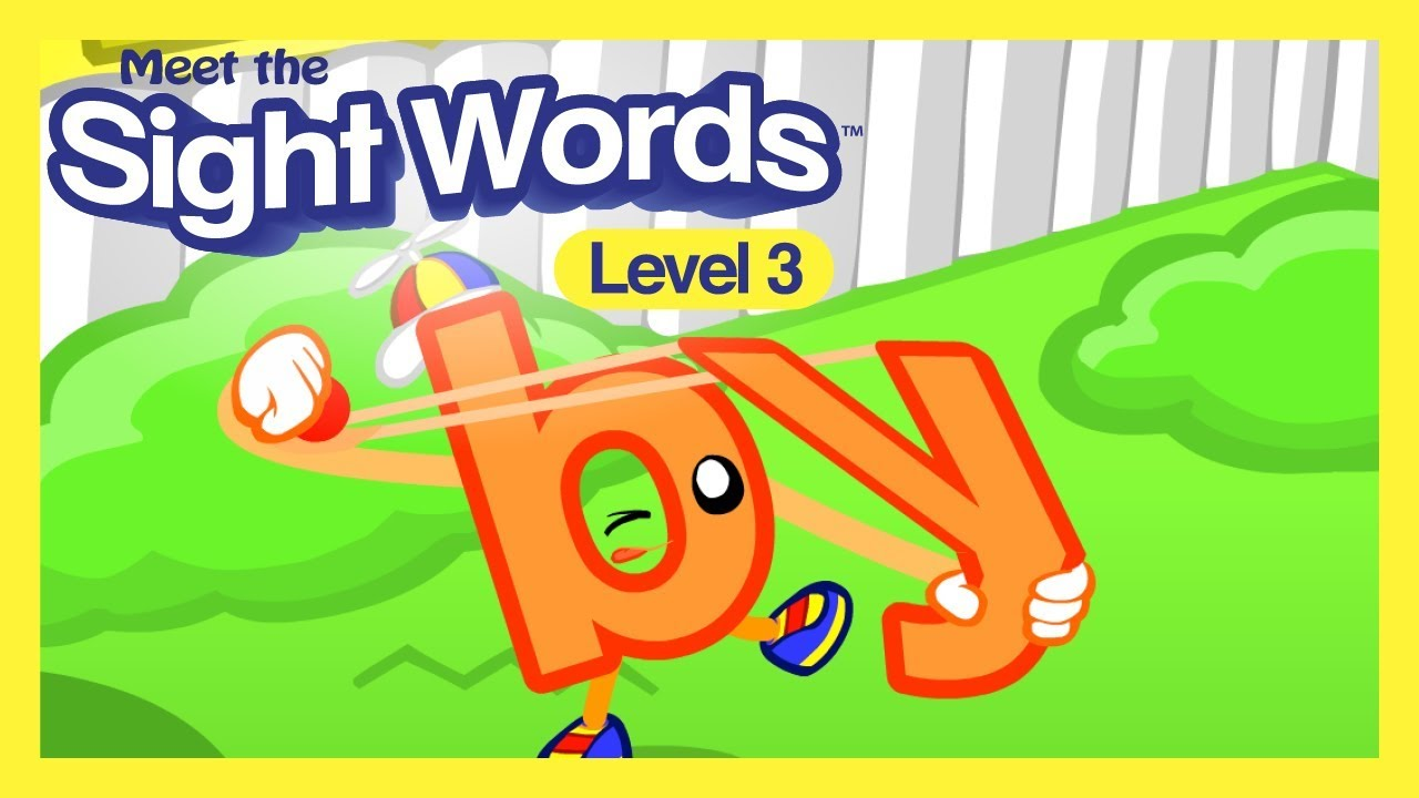 Meet the Sight Words Level 3 - \