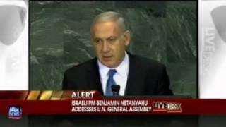 Full Netanyahu UN Speech 9/24/2009