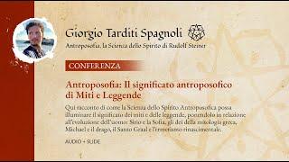 Antroposofia: Il significato antroposofico di Miti e Leggende