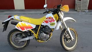 Недостатки старых японских мотоциклов(на примере Suzuki DR250S).