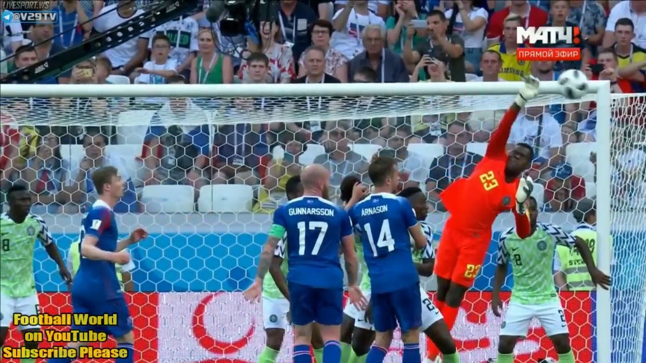 Download Nigeria vs Iceland 2 0 Extended Highlights WORLD CUP 22 06 2018 HD