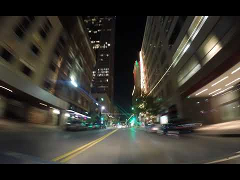 free Hd movie backgrounds  - Timelapse Video of Driving Car at Night