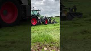 The Fendt 820 Got a Run Out with the Tanco Triples!