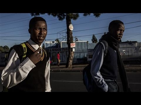 Soweto School Falls Short of Promise Since Apartheid